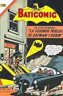 Batman - Baticomic (Rústica-grapa) #5