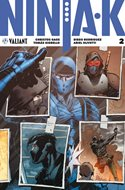 Ninja-K (Grapa) #2