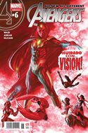 All-New All-Different Avengers (2016-2017) (Grapa) #6