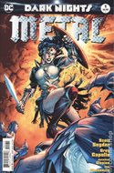 Dark Nights: Metal (Variant Covers) (Comic Book) #1.2