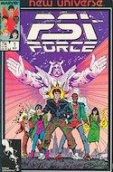 Psi-Force Vol 1 (Comic-book.) #1