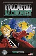 Fullmetal Alchemist (Rústica) #2