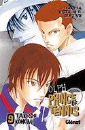 The Prince of Tennis (Rústica con sobrecubierta) #9