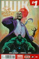 Hulk Vol. 3 (Comic Book) #1