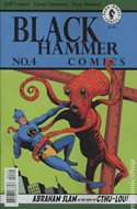 Black Hammer (Variant Covers) (Comic Book) #4