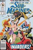 Saga of the Sub-Mariner (Comic-book.) #5