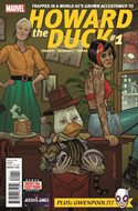 Howard the Duck (Vol. 6 2015-2016) (Grapa) #1
