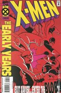 X-Men The Early Years (Comic Book) #7