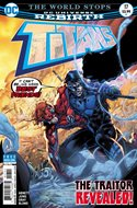Titans vol. 3 (2016- ) (Comic-book) #17