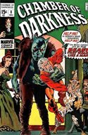 Chamber of Darkness / Monsters on The Prowl (Comic Book) #8