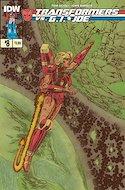 Transformers vs G.I.Joe (Comic Book 24 pp) #8