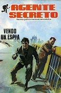 Agente secreto. Revista gráfica mensual para adultos (Grapa (1982)) #1