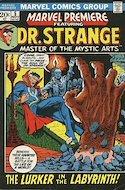 Marvel Premiere (Comic Book. 1972 - 1981) #5