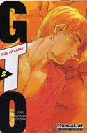 Great Teacher Onizuka (Rústica con sobrecubierta) #5