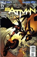 Batman Vol. 2 (2011-2016) (Saddle-stitched) #2