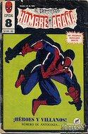 El Asombroso Hombre Araña (Grapa) #8