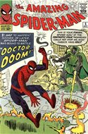 The Amazing Spider-Man Vol. 1 (1963-2007) (Comic-book) #5