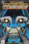 Crisis en Tierras Infinitas (1987) (Grapa. 32 páginas. Color.) #6