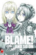 Escuela Blame! and so on (Rústica 160 pp) #
