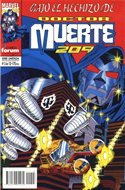 Doctor Muerte 2099 (1994-1995) (Grapa 24 pp) #3
