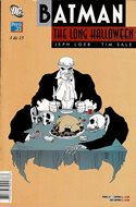 Batman: The Long Halloween (Grapas) #3