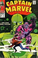 Captain Marvel Vol. 1 (Comic Book) #8
