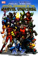 All-New Official Handbook of the Marvel Universe A to Z (Hardcover) #3