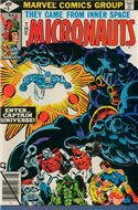 The Micronauts Vol.1 (1979-1984) (Comic Book 32 pp) #8
