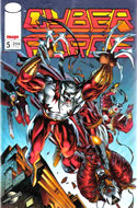 Cyberforce Vol. 1 (1994-1996) (Grapa 28-32 pp) #5