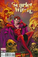 Scarlet Witch Vol. 2 (Variant Cover) (Comic Book) #1.1