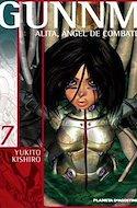 Gunnm. Alita, ángel de combate (192 pág. B/N) #7