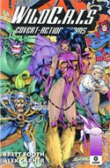 WildC.A.T.S Vol. 1 (Comic Book) #0