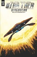 Star Trek: Discovery - Succession (Variant Cover) (Comic Book) #3.2