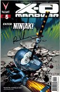 X-O Manowar (2012) (Comic-Book) #5