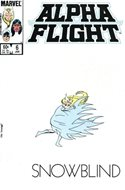 Alpha Flight vol. 1 (1983-1994) (Comic Book) #6