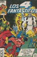 Los 4 Fantásticos Vol. 1 (1983-1994) (Retapado Rústica) #0.3