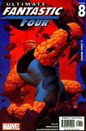 Ultimate Fantastic Four (Comic-Book) #8