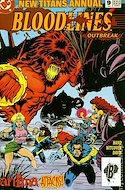 New Teen Titans / New Titans Annual (1985-1995) (Comic Book) #9