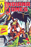 Indiana Jones (Grapa 24 pp) #7