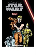 Star Wars comics. Coleccionable (Cartoné 192 pp) #8