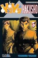 Yu Yu Hakusho (Rústica) #5
