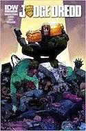 Judge Dredd (2012) (Comic Book) #7