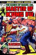 Master of Kung Fu (Comic Book. 1974 - 1983. Continued from Special Marvel Edition #16) #17