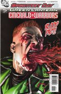Green Lantern: Emerald Warriors (2010-2011) (Comic book 32 pages (2010-2011)) #5