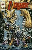 Ninjak (Comic-book) #2