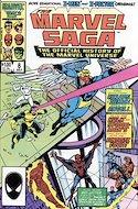 Marvel Saga (Comic-book.) #8