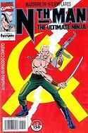Nth Man. The Ultimate Ninja (Grapa. 17x26. 24 páginas. Color. 1991-1992) #3
