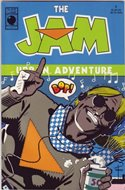 The Jam: Urban Adventure (Comic Book) #2
