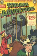 Strange Adventures (1950-1973) (Comic Book) #8