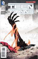 Teen Titans Vol. 5 (2014-2016) (Comic Book) #7
